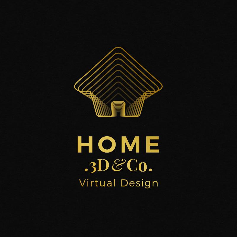 logo Home 3DCO