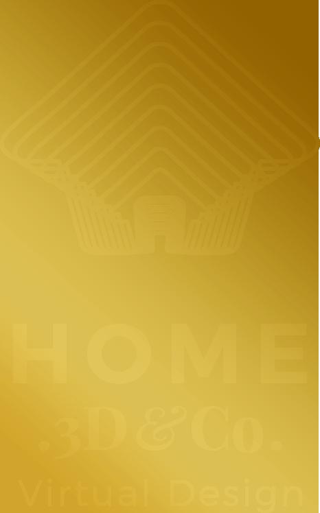 Logo Home 3d&Co